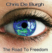 Chris De Burgh - cover of The Road to Freedom